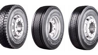 Bridgestone comercializará en septiembre el nuevo Duravis R002