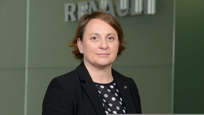 Susana Acebo, nueva directora de Posventa de Renault Iberia