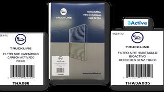 Urvi incorpora su nueva gama de filtros de habitáculo Truckline para autobús y camión