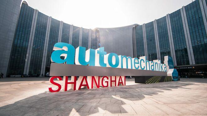 Conectividad y nuevas tecnologías en Automechanika Shanghai