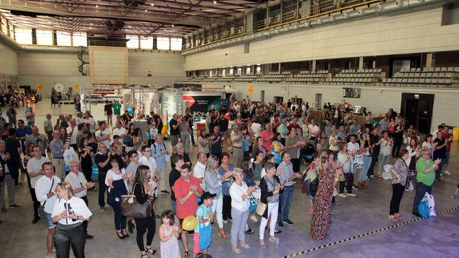 El Gremi de Barcelona celebró la gran Fiesta del Taller en el Palau Sant Jordi