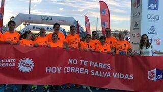 Más de 2.000 corredores se dieron cita en la prueba de Ponle Freno de Málaga