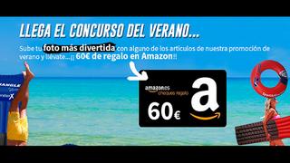 Tiresur regala cheques regalo para comprar en Amazon