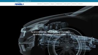 Pemebla renueva su imagen con un nuevo portal web
