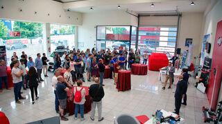 DRO e Integral Car (KIA) reúnen a más de 50 talleres