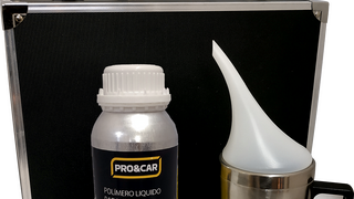 Pro&Car presenta un kit para faros con polímero líquido