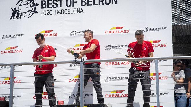 Javier Fernández representará a Carglass España en la final de Best of Belron
