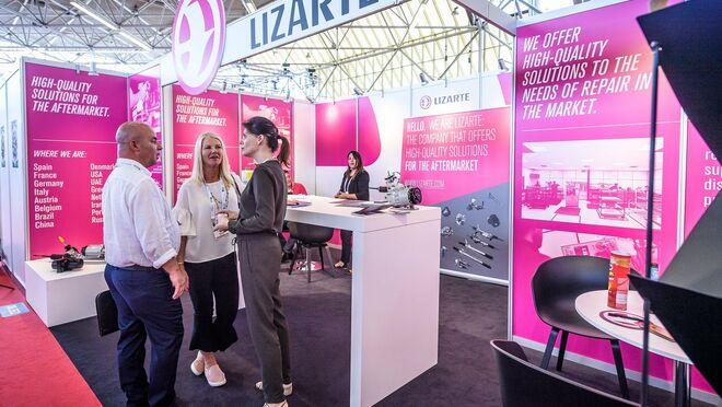 Lizarte presentará sus últimas innovaciones en ReMaTec 2019