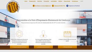 Ueac pone en marcha una aplicación para mejorar su relación con los talleres