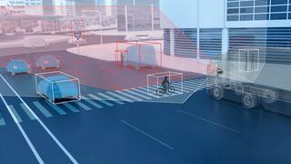 ZF desarrolla un sistema de cámara dual para sistemas ADAS en camiones