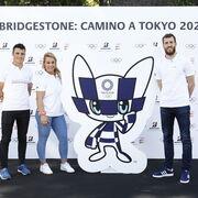 Bridgestone inicia la carrera hacia Tokio 2020