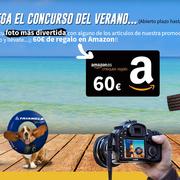 Tiresur promueve un concurso fotográfico con compras en Amazon como premio