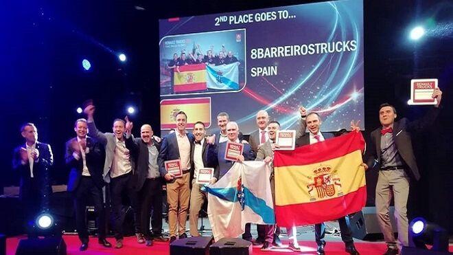 El equipo de Talleres Craf queda subcampeón en el certamen RTEC 2019