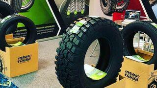 Insa Turbo presenta su catálogo en la Latin American & Caribbean Tyre Expo
