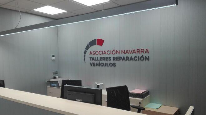 La Asociación Navarra de Talleres inaugura sus nuevas instalaciones
