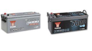 GS Yuasa amplía su gama de baterías para vehículo industrial