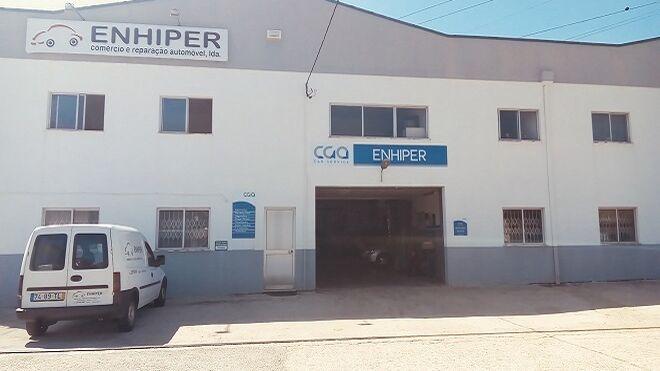 Auto Delta abre su primer taller de la red CGA Car Service en Coimbra (Portugal)