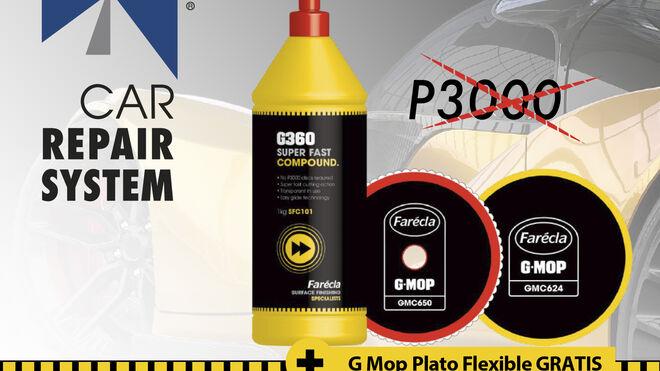 Farècla lanza un nuevo kit de pulido sin necesidad de P3000