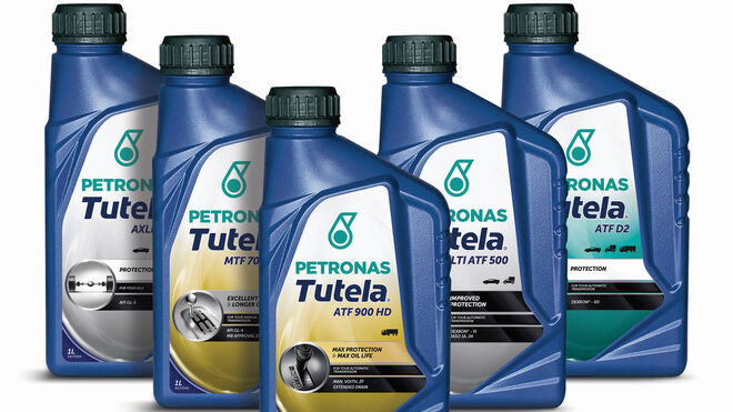 Petronas presenta una nueva gama de productos para camiones