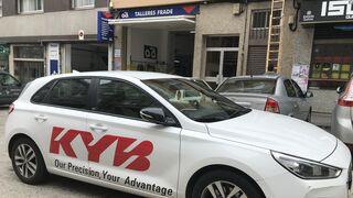 KYB visita 186 talleres durante su Roadshow en Galicia