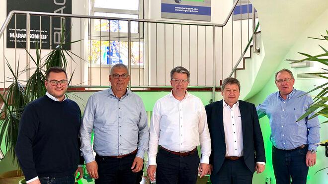 Tyre Plan Europe se convierte en partner de Marangoni