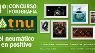 Neumáticos, fotografía y 1.000 euros en premios