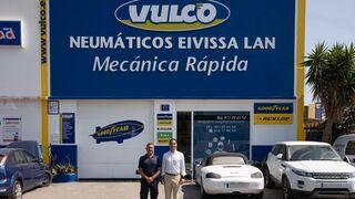 Vulco llega a Ibiza