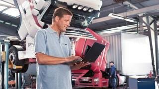 Schaeffler y Continental unen fuerzas en la posventa del  vehículo industrial