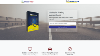 Steigentech crea una plataforma online para el montaje de correas de distribución de Michelin