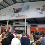 Talleres J. Vicente celebra su 50 cumpleaños con una imagen nueva