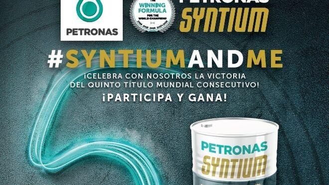 Petronas lanza un concurso entre los clientes que realicen un cambio de aceite con Syntium