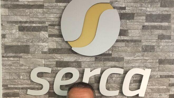 Carlos Palancar, nuevo responsable de Redes de talleres y Maquinaria de Serca