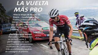 PRO Service pone en marcha la promoción 'La Vuelta más PRO'