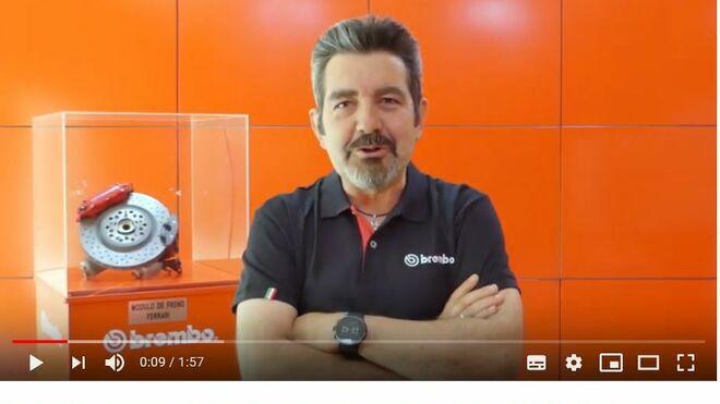 'Vídeo-Tips de Jefes de Producto' para presentar los avances en I+D de las empresas de componentes