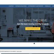 GKN Automotive estrena web y presencia en redes sociales