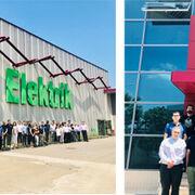 Urvi lleva a sus socios a Lucas Elektrik y Blacktech en Turquía