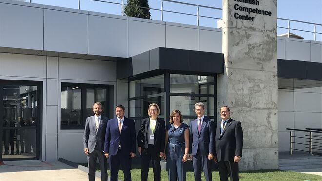 BASF reabre su Refinish Competence Center de Guadalajara