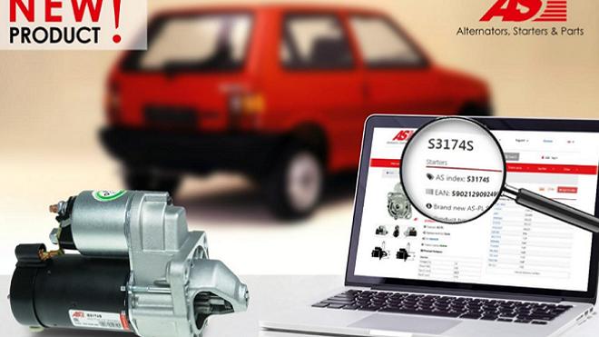 AS-PL presenta su nuevo motor de arranque S3174S