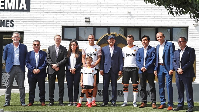 Sailun Tyre, nuevo 'global official partner' del Valencia CF