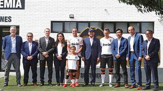 Sailun Tyre, nuevo 'global official partner' del Valencia CF