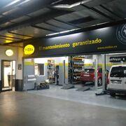 Midas inaugura un taller para automóviles en Madrid