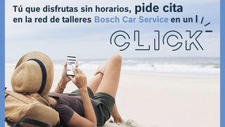Descuento de 30 euros en Bosch Car Service por citas online a través de MiBoschCarService