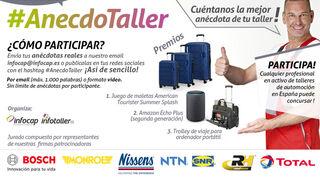 Visomotor, de Sevilla, ganador del I Concurso #AnecdoTaller