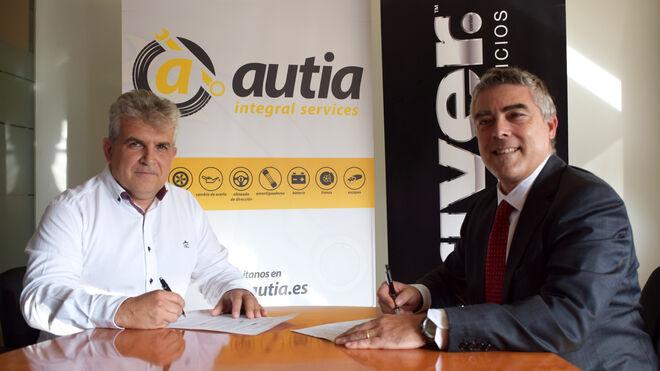 Autia y Driver Center unen fuerzas sin perder su independencia