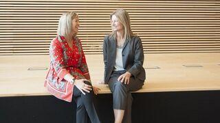 Volkswagen homenajea a una de las primeras mujeres gerente de un concesionario