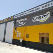Eurotyre alcanza los 50 talleres en España
