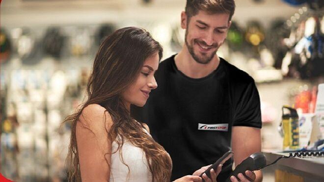 First Stop permite el pago con la aplicación Waylet de Repsol
