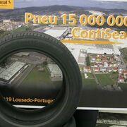 Continental alcanza 15 millones de neumáticos ContiSeal en la planta portuguesa de Lousado