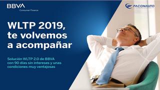 Faconauto y BBVA Consumer Finance presentan la solución WLTP 2.0