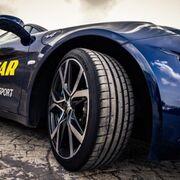 Goodyear presenta el Eagle F1 Super Sport